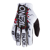 GUANTES ONEAL ADULTO BLANCO