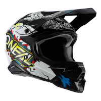 CASCO ONEAL BLANCO ADULTO