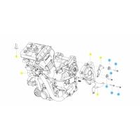 BENELLI 502C // (MOTOR) T00B MOTOR COMPLETO